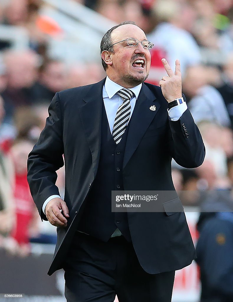 Newcastle United v Crystal Palace - Premier League
