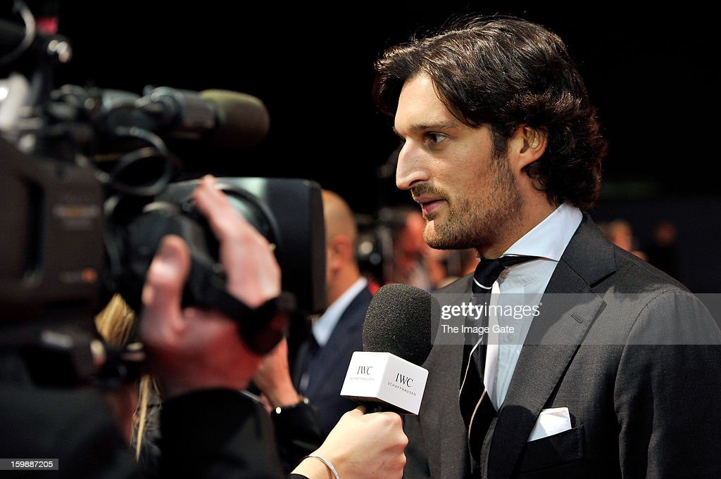 Rafa Medina attends the IWC Schaffhausen Race Night event during the Salon International de la Haute Horlogerie (SIHH) 2013 at Palexpo on January 22, 2013 in Geneva, Switzerland.