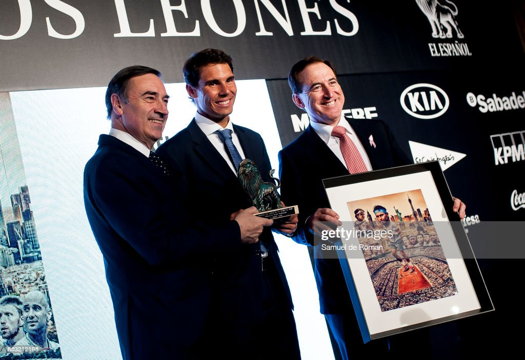 'Los Leones' Awards 2017