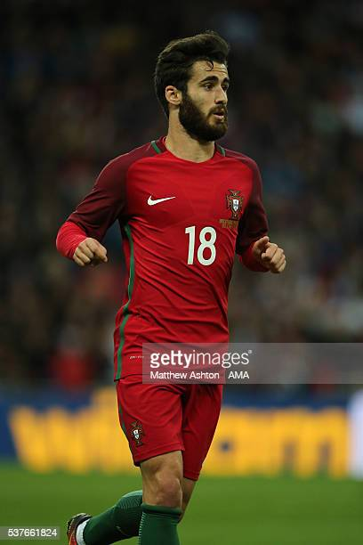 Rafa Silva of Portugal during the International Friendly match between England and Portugal at Wembley Stadium on June 2 2016 in London England