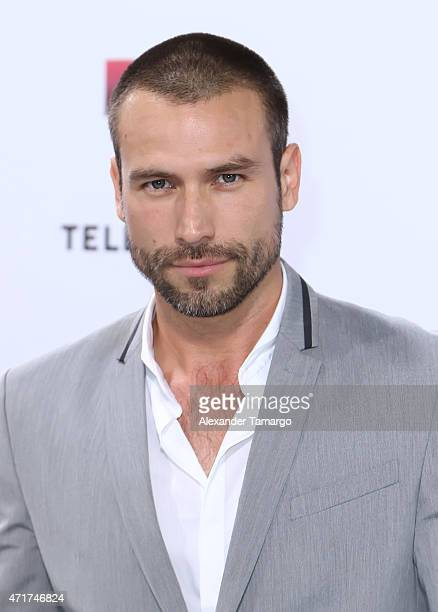 Rafael Amaya arrives at 2015 Billboard Latin Music Awards presented by State Farm on Telemundo at Bank United Center on April 30 2015 in Miami Florida