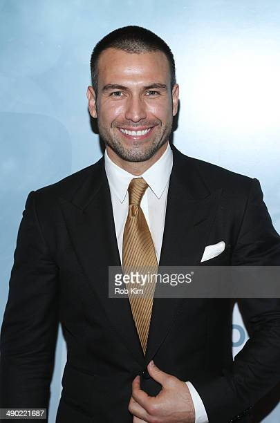 Rafael Amaya attends the 2014 Telemundo Upfront at Frederick P Rose Hall Jazz at Lincoln Center on May 13 2014 in New York City