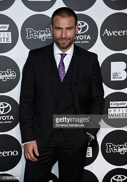 Rafael Amaya attends the People En Espanol's '50 Most Beautiful' 2015 Gala on May 12 2015 in New York City
