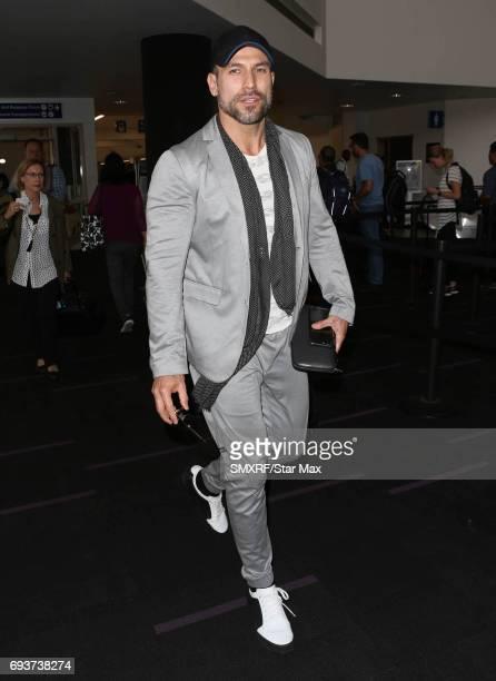 Rafael Amaya is seen on June 7 2017 in Los Angeles California