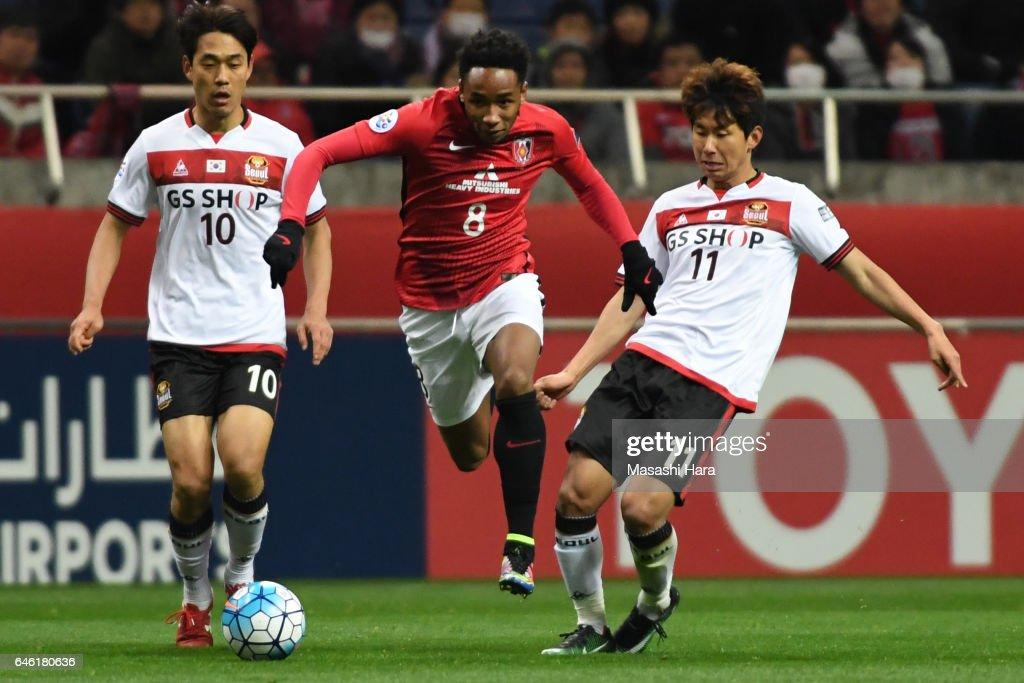 Urawa Red Diamonds v FC Seoul - AFC Champions League Group F