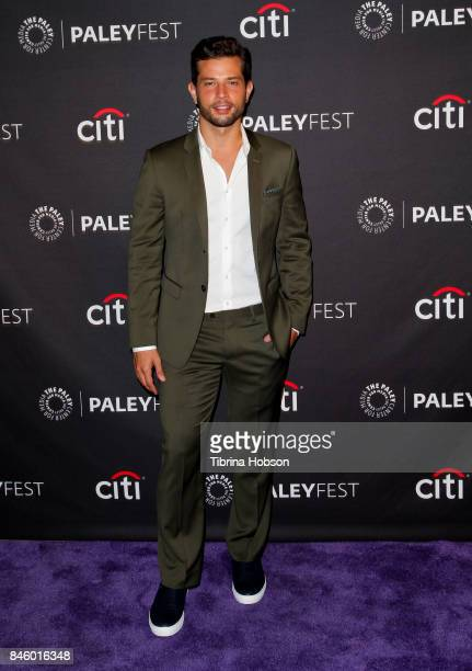 Rafael De La Fuente attends The Paley Center for Media's 11th annual PaleyFest Fall TV Previews for The CW at The Paley Center for Media on September...