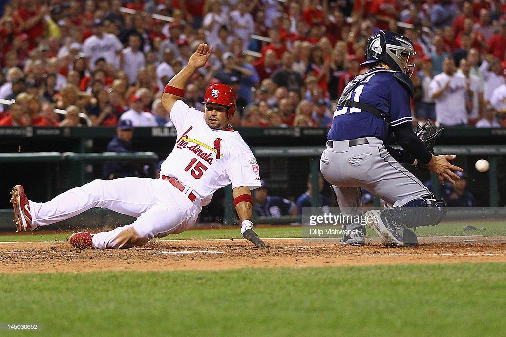 San Diego Padres v St Louis Cardinals