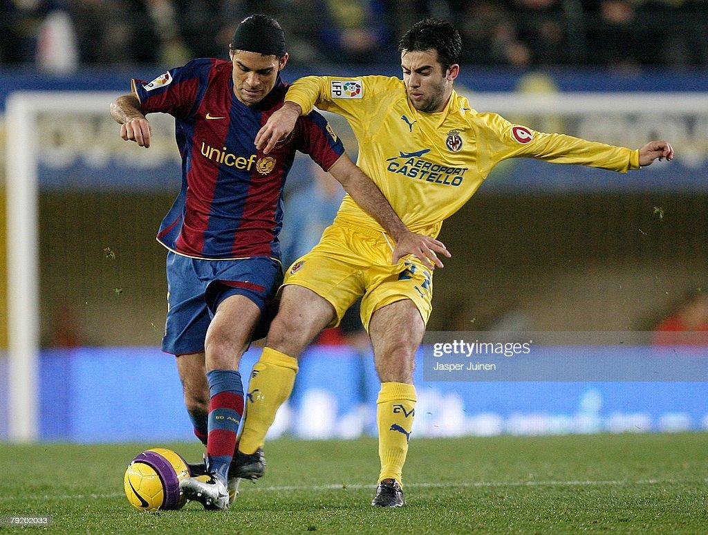 Villarreal v Barcelona s and