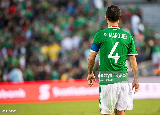 Rafael Marquez of Mexico during the Copa America Centenario Group C match between Mexico and Jamaica at the Rose Bowl on June 9 2016 in Pasadena...