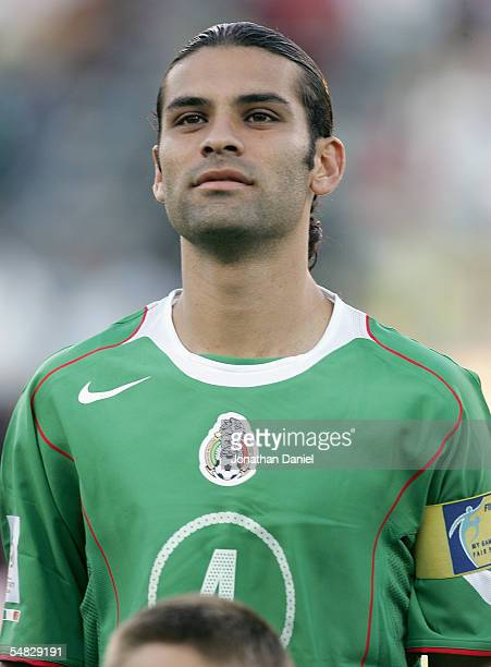 Rafael Marquez Stock Photos and Pictures | Getty Images
