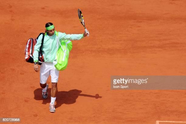Rafael NADAL Finale Simple Messieurs Roland Garros 2010