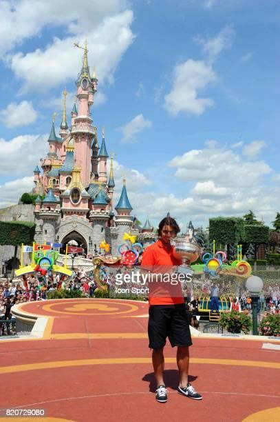 Rafael Nadal Disneyland Paris