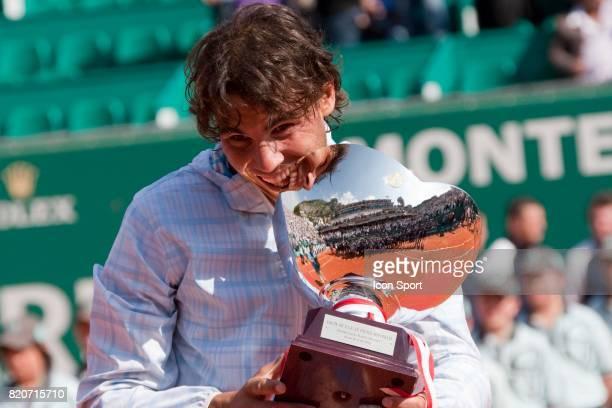 Rafael Nadal Finale du Masters 1000 de Monte Carlo 2010 Monaco