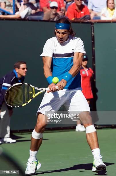 Rafael NADAL BNP Paribas Open Finale Indian Wells