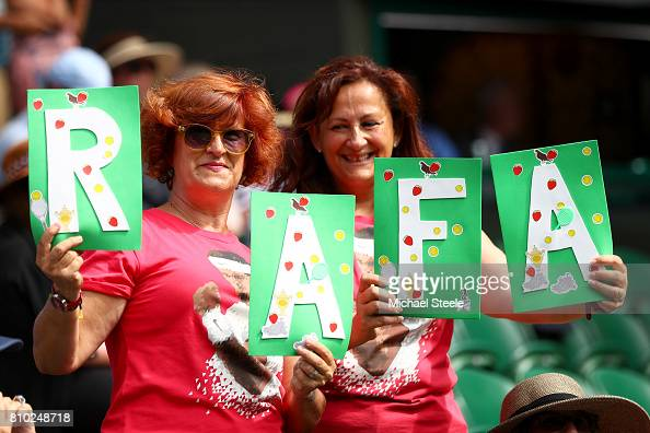 Day Five: The Championships - Wimbledon 2017 : Photo d'actualité