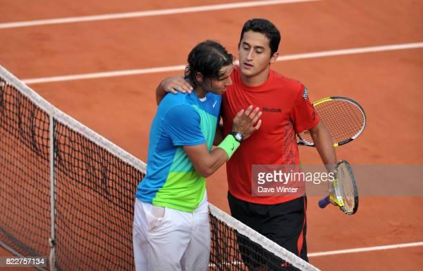 Rafael NADAL / Nicolas ALMAGRO Roland Garros 2010