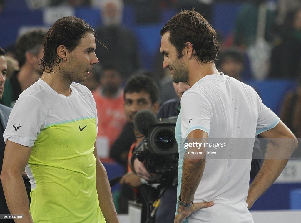 Coca-Cola International Premier Tennis League : News Photo
