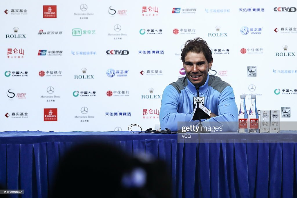 2016 China Open - Day Four : Photo d'actualité