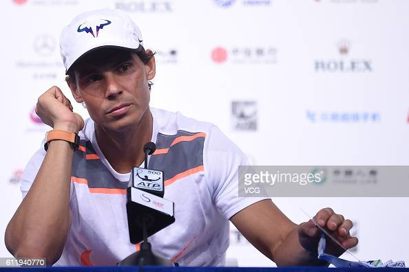 2016 China Open - Day Two : Photo d'actualité