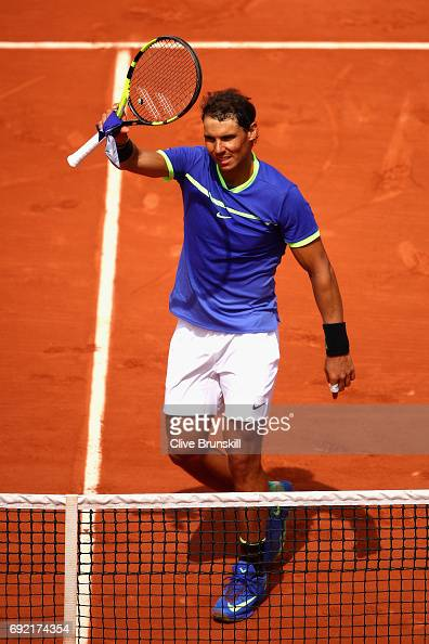 2017 French Open - Day Eight : Photo d'actualité