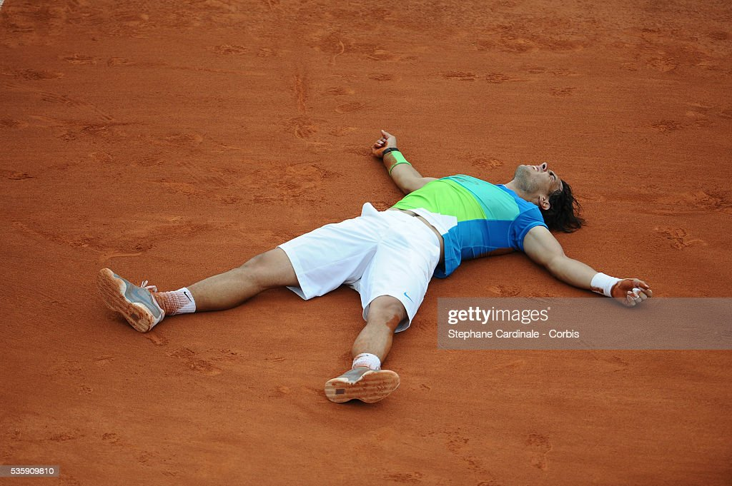 rafael nadal as role model Federer's journey from racquet-smashing novice to sporting role model  had  he not competed in the same era as rafael nadal and novak.