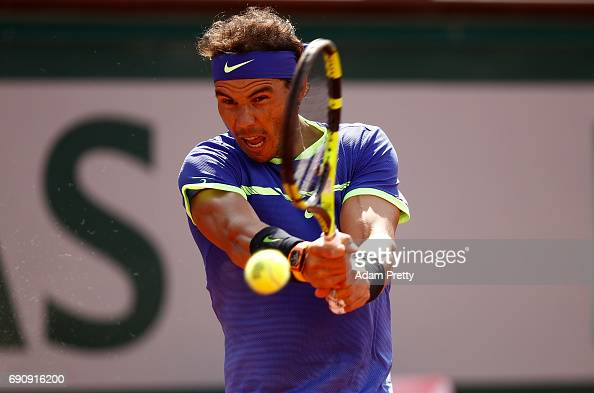 2017 French Open - Day Four : Photo d'actualité