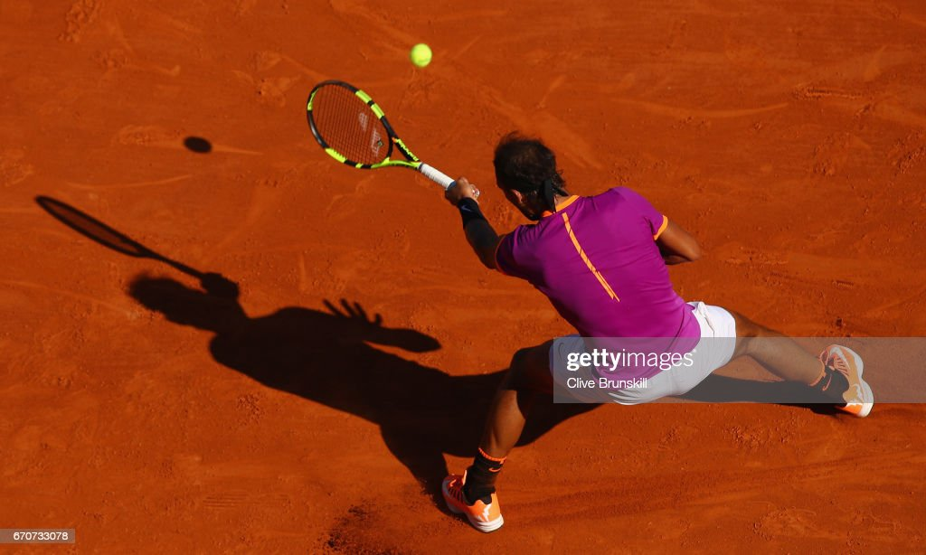 ATP Masters Series: Monte Carlo Rolex Masters - Day Five : Photo d'actualité