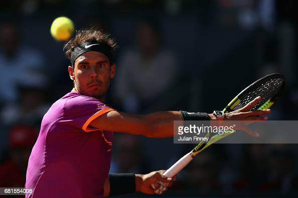Mutua Madrid Open - Day Five : Photo d'actualité