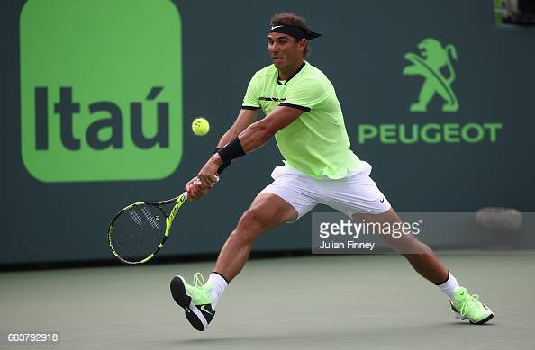 2017 Miami Open - Day 14 : Photo d'actualité