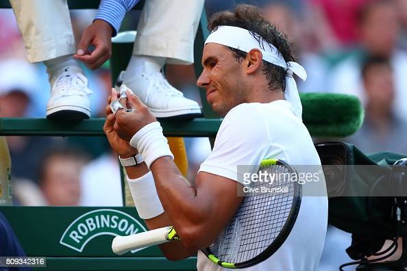Day Three: The Championships - Wimbledon 2017 : Photo d'actualité