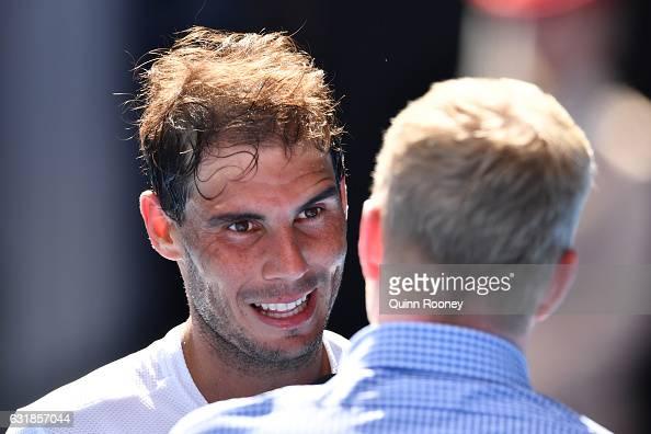2017 Australian Open - Day 2 : Photo d'actualité