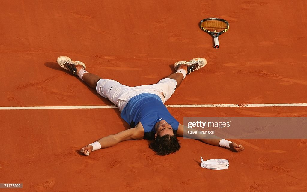 2006 French Open - Day Fifteen