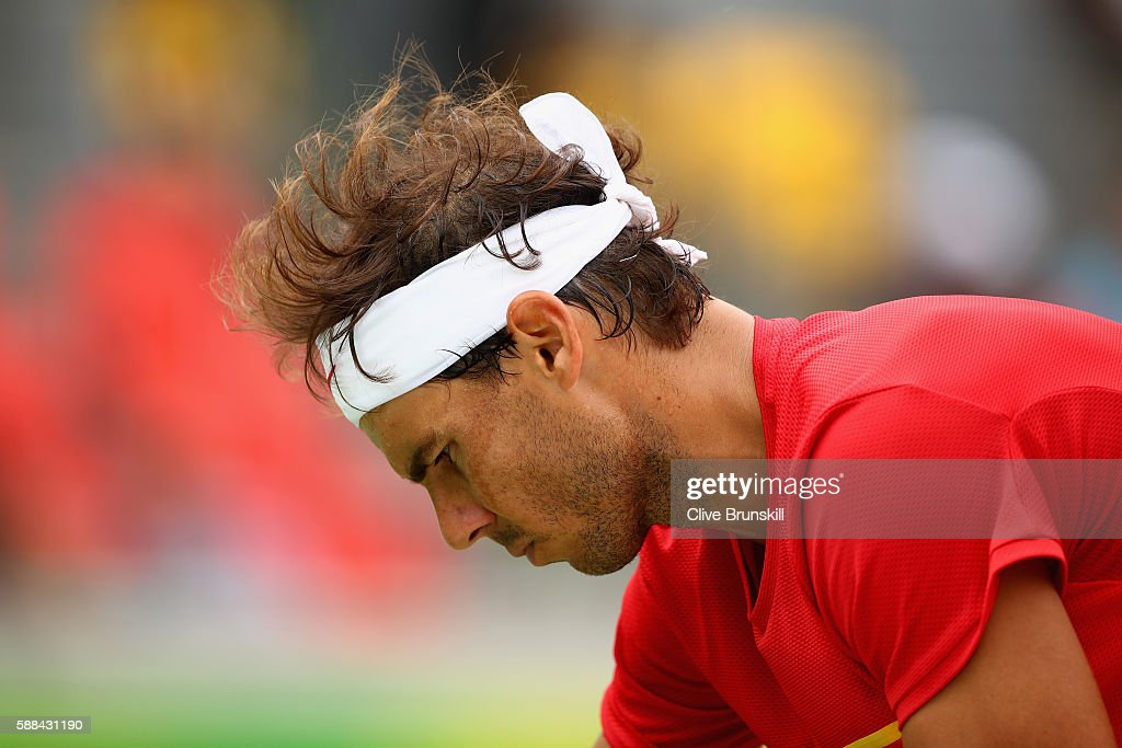 Tennis - Olympics: Day 6 : Photo d'actualité