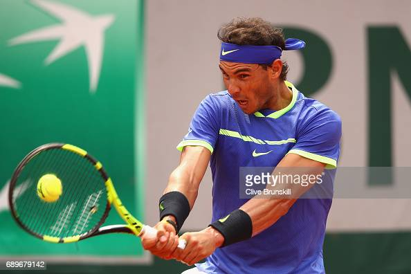 2017 French Open - Day Two : Photo d'actualité