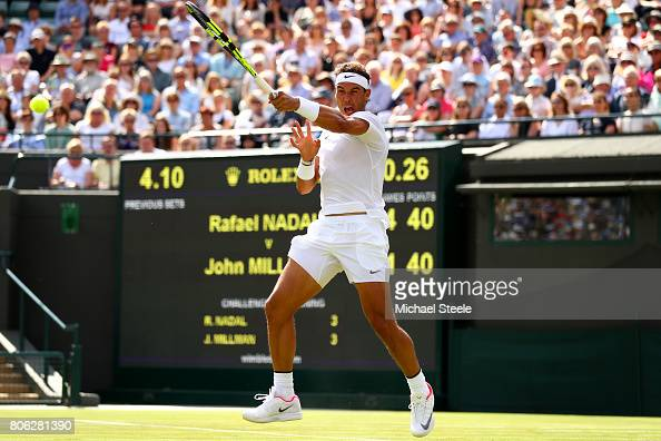 Day One: The Championships - Wimbledon 2017 : Photo d'actualité