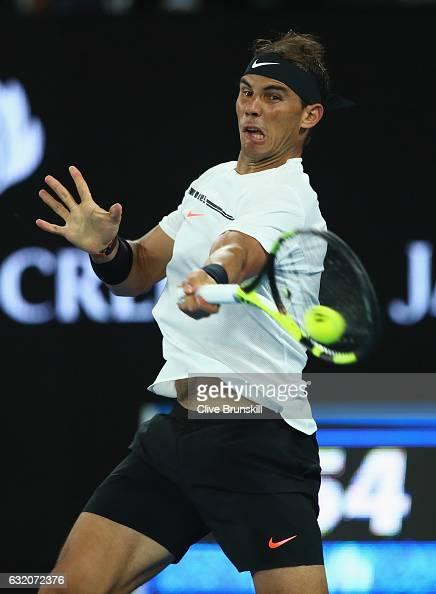 2017 Australian Open - Day 4 : Photo d'actualité