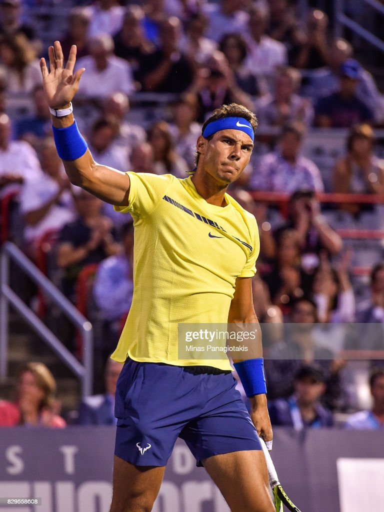 Rogers Cup presented by National Bank - Day 7 : Photo d'actualité