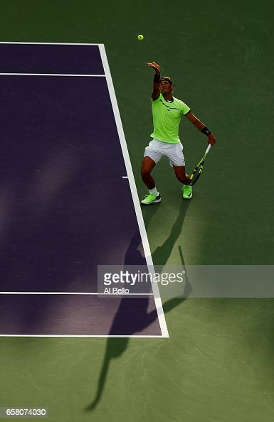 2017 Miami Open - Day 7 : Photo d'actualité