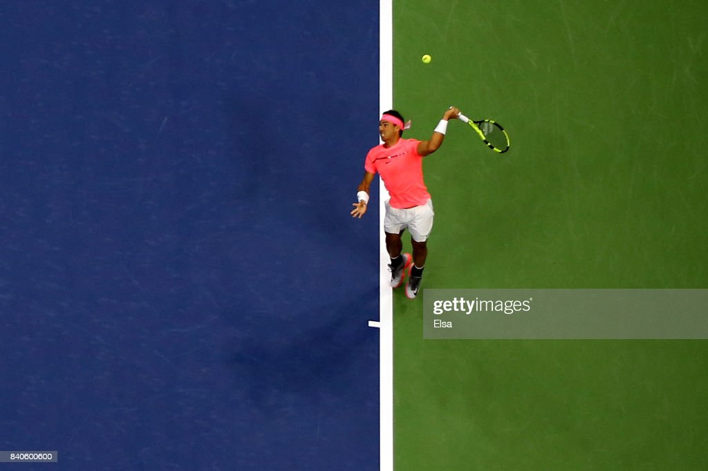 2017 US Open Tennis Championships - Day 2