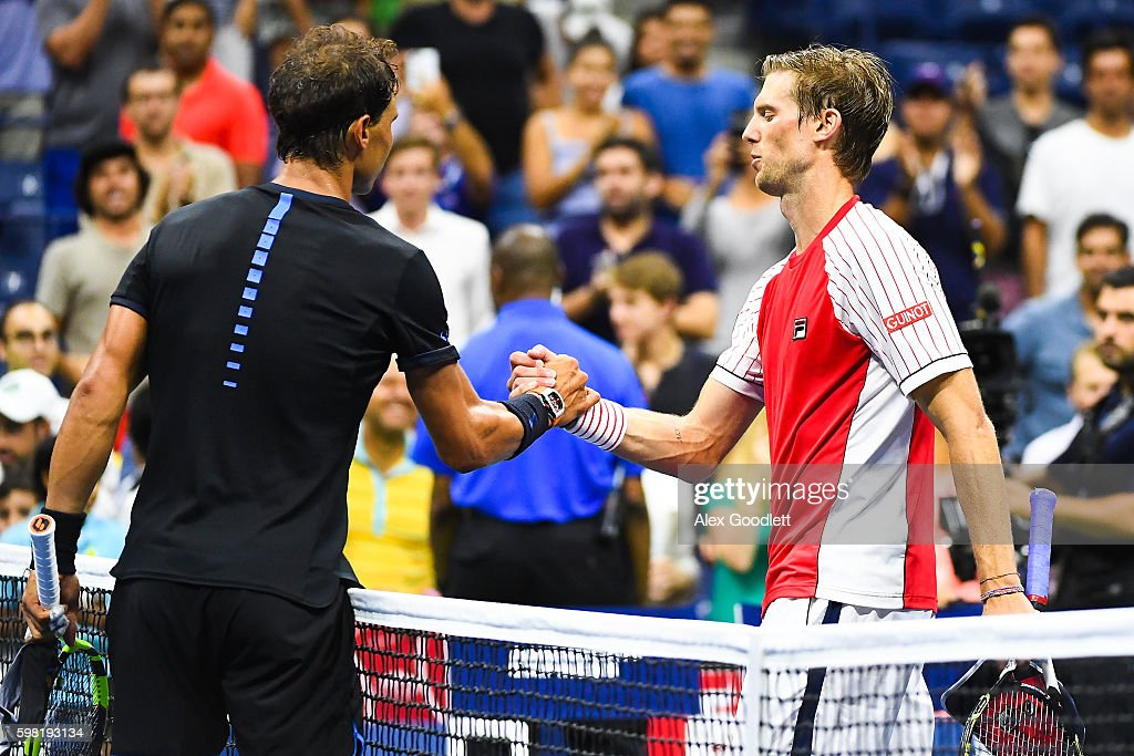 2016 US Open - Day 3 : Photo d'actualité