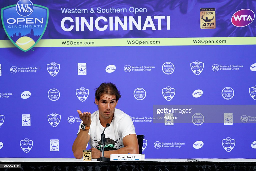 Western & Southern Open - Day 4 : Photo d'actualité