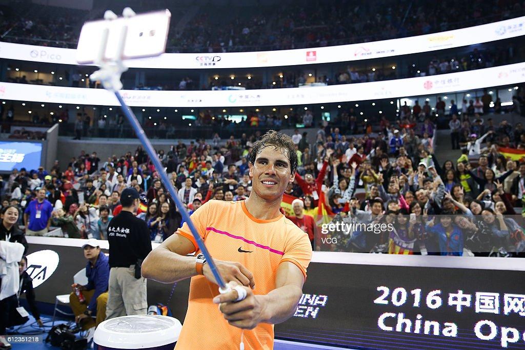 2016 China Open - Day Four : Photo d'actualité