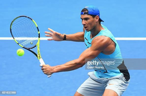 2017 Australian Open - Previews : Photo d'actualité