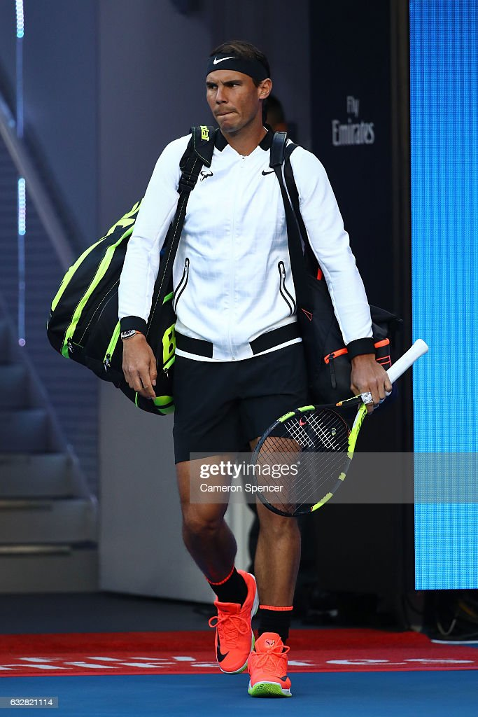 2017 Australian Open - Day 12 : Photo d'actualité