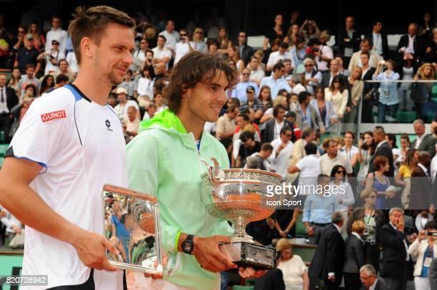 Rafael NADAL / Robin SODERLING Finale Simple Messieurs Roland Garros 2010