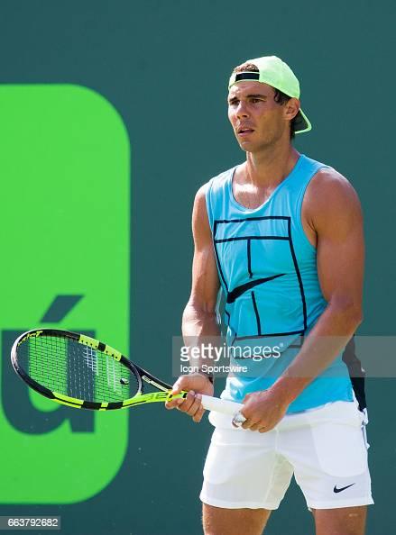 TENNIS: APR 02 Miami Open : Photo d'actualité