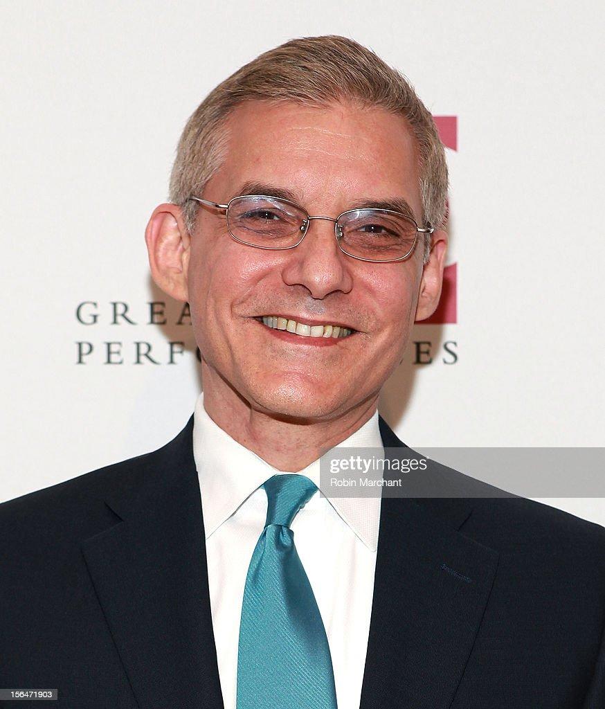 Rafael Pi Roma attends the THIRTEEN 50th Anniversary Gala Salute at David Koch Theatre at Lincoln Center on November 15, 2012 in New York City.