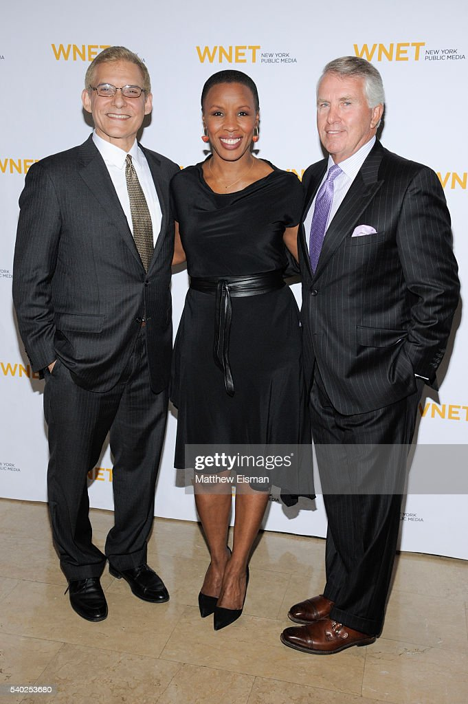 Rafael Pi Roman Jenna Flanagan and Jack Ford attend the 2016 WNET Gala Salute to New York at The Plaza Hotel on June 14 2016 in New York City