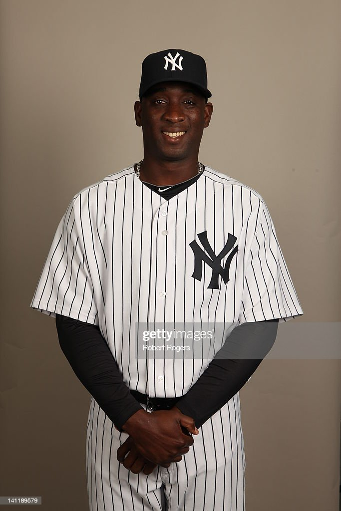<a gi-track='captionPersonalityLinkClicked' href=/galleries/search?phrase=Rafael+Soriano&family=editorial&specificpeople=587892 ng-click='$event.stopPropagation()'>Rafael Soriano</a> (29) of the New York Yankees poses during Photo Day on Monday, February 27, 2012 at George M. Steinbrenner Field in Tampa, Florida.