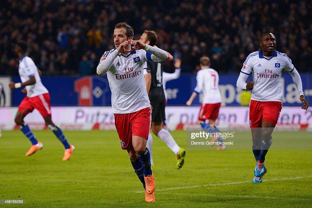 Hamburger SV: Hamburger SV V 1. FSV Mainz 05 - Bundesliga